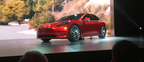This is how Elon Musk set out to achieve his Tesla 'master plan' | Scinnovation | Scoop.it
