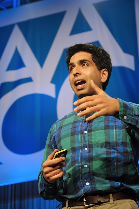 Khan Academy founder likes what he sees in community colleges | 3C Media Solutions | Scoop.it