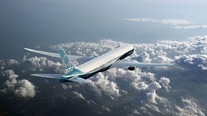 Boeing 777X takes wing, and it's carbon-fiber - HeraldNet | Transportation & Composites | Scoop.it