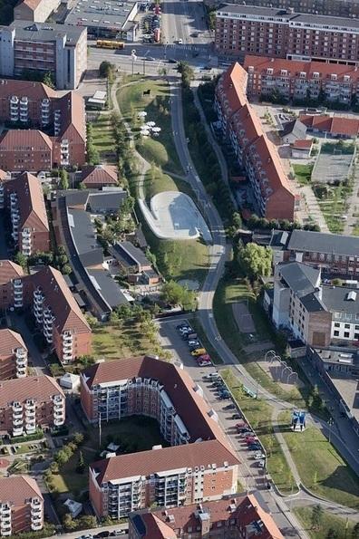 Superkilen : un parc insolite au cœur de Copenhague   URBANmedias   Scoop.it