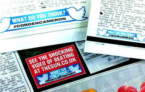 Le hashtag : la nouvelle passerelle entre la presse et les lecteurs | We are social | Scoop.it