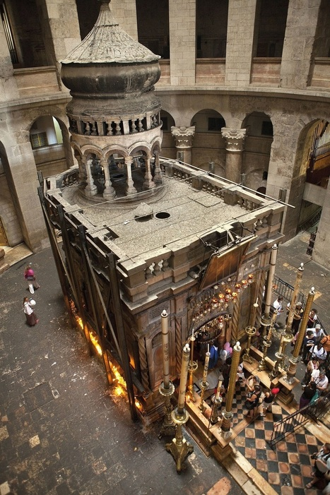Jesus' tomb, Christianity's holiest shrine to be restored   News in Conservation   Scoop.it
