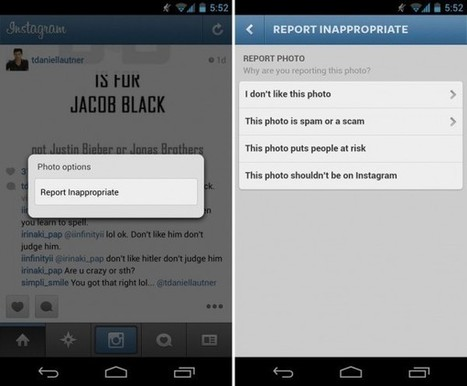 How to use Instagram on Android   Android Apps in Education   Scoop.it
