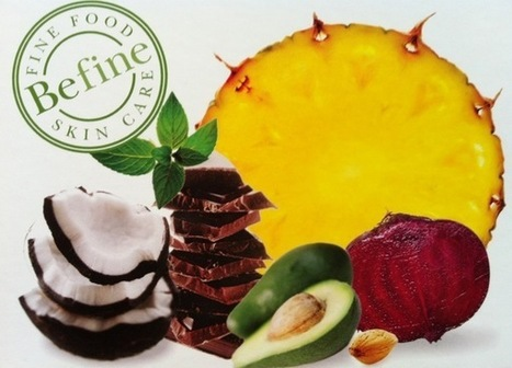 Beauty Superfoods: Feed Your Skin with Befine Skin Care | Healthy Recipes and Tips for Healthy Living | Scoop.it