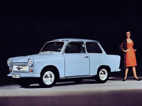 Trabant 601: histoire d'un symbole de la chute du Mur | La Mémoire en Partage | Scoop.it