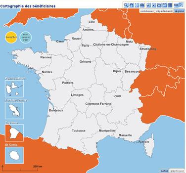 Les bénéficiaires de Fonds européens   Le portail des Fonds européens en France   Scoop.it