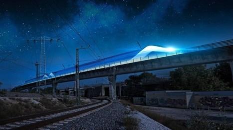 Siemens and RWTH Aachen University to design train of the future   EricJ 's Railway Topics   Scoop.it