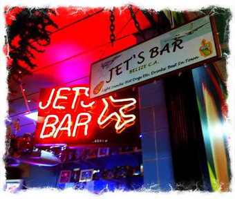 Belize's iconic Jet's Bar burns down | Discover Belize Travel Magazine | Belize Travel and Vacation | Scoop.it