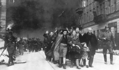On This Day: Warsaw Ghetto Uprising Begins | Holocaust Resistance Movements | Scoop.it