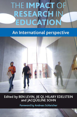 Book Review: The Impact of Research in Education: An International Perspective   Edukn-do   Scoop.it