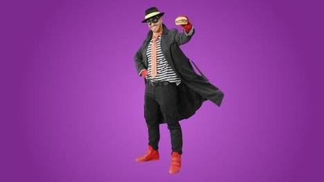 Hamburglar is back on the loose; McDonald's iconic patty raider returns as a suburban dad | Kickin' Kickers | Scoop.it