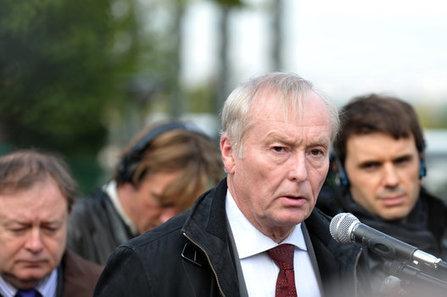 Claude Dilain, sénateur et défenseur des banlieues, est mort à 66 ans