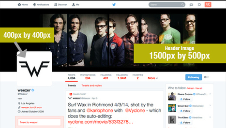 Twitter Introducing a New Profile Design | AllAboutSocialMedia | Scoop.it