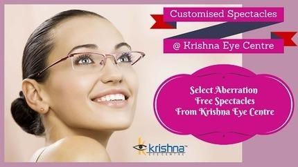 Select aberration free Spectacles from Krishna Eye Centre.<br/>Krishna Eye Centre&hellip; | Best Eye Hospital in Mumbai | Scoop.it
