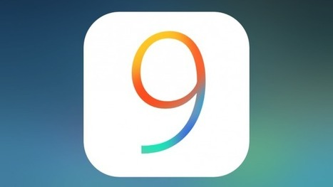 Are you pumped for iOS 9? 5 top reasons you should be -- AppAdvice | BYOD in Business | Scoop.it