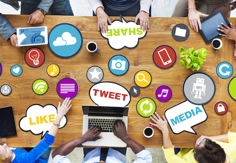 7 Fascinating Ways Researchers Are Using Social Media   Literacy Using Web 2.0   Scoop.it
