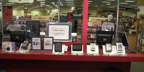 The Future of the Traditional Bookstore in a Digital World | Librarysoul | Scoop.it