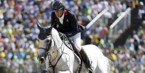 Jeux Olympiques : La France décroche l'or au saut d'obstacles par équipes | Cheval et sport | Scoop.it