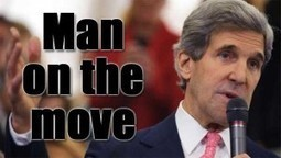 Kerry's First Foreign Trip Is More Than A Flesh Presser   News From Stirring Trouble Internationally   Scoop.it