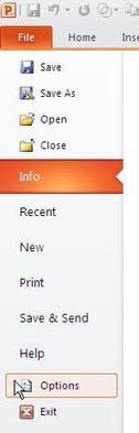 Adding Commands to Custom Groups in PowerPoint 2010 for Windows | PowerPoint and Presentation Stuff | Scoop.it