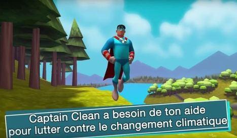 Cleanopolis, le jeu mobile pour éduquer les jeunes au changement climatique - Ludovia Magazine | Ecriture mmim | Scoop.it