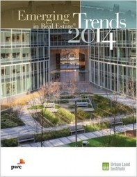 Emerging Trends in Real Estate® Americas | Urban Land Institute | Lots and Land | Scoop.it
