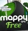 Mappy lance son GPS gratuit pour smartphones | Time to Learn | Scoop.it