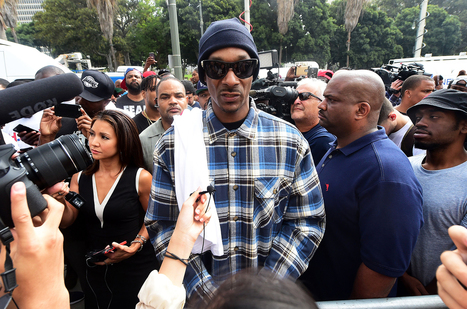 Snoop Dogg & The Game Initiate Dialogue With LAPD After Week of Tragedy: 'It's Been Happening Too Long' | ResQ Records | Midwest Music and Entertainment, Indiana | Scoop.it