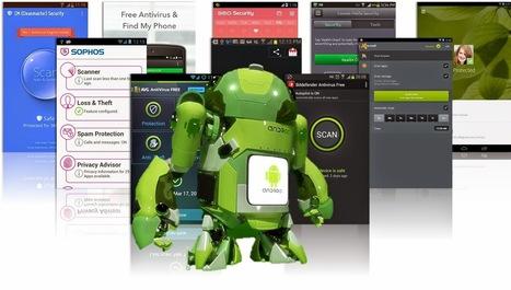 Antivirus Android gratuit : notre comparatif des meilleurs | Sécurité informatique | Scoop.it