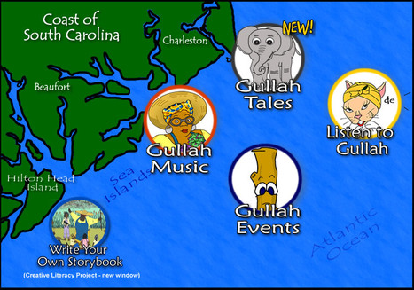 Exploring Languages: Gullah Net | Geography Education | Scoop.it