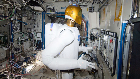 'RoboDoc' to the rescue: NASA to send robotic doctor to space | Robots | Scoop.it