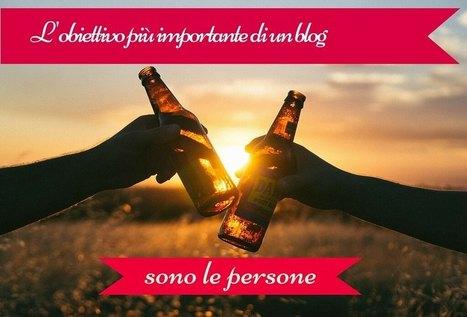 L'obiettivo più importante di un blog sono le persone   Social Media Consultant 2012   Scoop.it