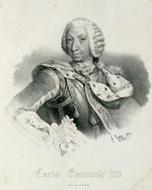 20 février 1773 mort de Charles Emmanuel III de Savoie | Racines de l'Art | Scoop.it
