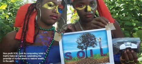 Unearthing the value of soil | Green Futures Magazine | Sustainable Marketing | Scoop.it