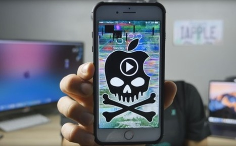 iPhone owners warned of three second video clip bricking phones   Security Networks and computers   Scoop.it