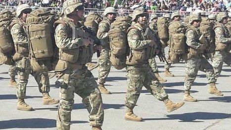 CHILE - El Ejército de Chile presenta el sistema antiblindaje 'Spike ER' en la 'Gran Parada Militar 2016'   PERU y GeoPOLITICA   Scoop.it