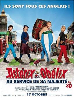 Astérix et Obélix: Au service de Sa Majesté (2012) Movie Online Free | Free Movie Download | Komedy | Scoop.it