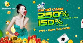 Sự kiện cào thẻ tặng xu gold ionline - Tải Game iOnline Miễn Phí Tặng xu 100.000 Gold Cho Điện Thoại 2016 | game mobile | Scoop.it