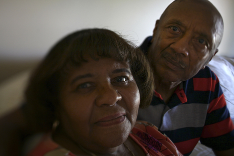 Despite Alzheimer's, Couple Holds Tight To Old Memories | Alzheimer's Mashup | Scoop.it