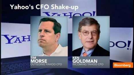 What's Behind Yahoo's Management Shake-Up: Video | Yahoo | Scoop.it