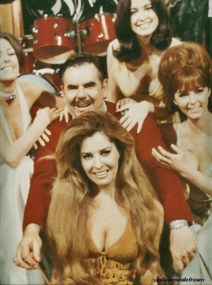 Russ Meyer on the set of Beyond the Valley of the Dolls (1970)   Sex History   Scoop.it