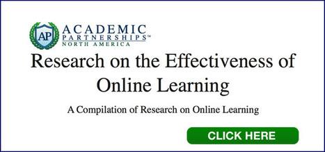White Paper- Research In Online Learning   Aprendiendo a Distancia   Scoop.it
