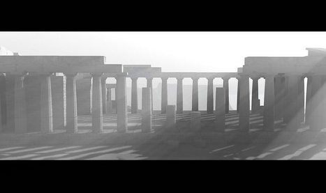 Parthenon - Athens - Greece,- Second life   Second Life Destinations   Scoop.it