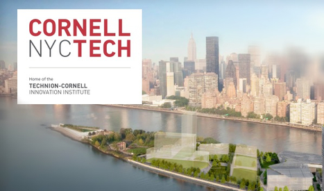 "Adit Israël : ""Partenariat Technion-Cornell, construction d'un campus futuristique à New-York 
