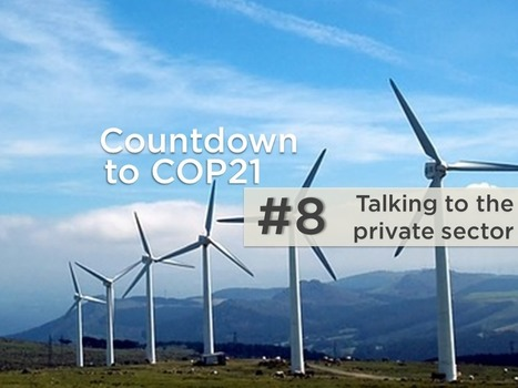 Four reasons to pay attention to the private sector at COP21 | Yan's Earth | Scoop.it