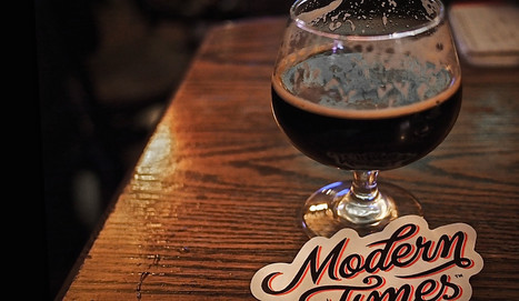 Coffee beer gets a new twist with barrel-aged beans   Coffee News   Scoop.it