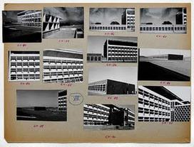 Emmanuel Chaussade: Lucien Hervé - Contacts   Le Corbusier   Scoop.it