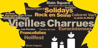 Infographie : le bilan des festivals d'été 2012 | Festivals: données conjoncturelles générales | Scoop.it