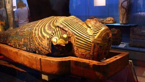 Egyptian mummy entrails could help reduce allergies | Egyptology and Archaeology | Scoop.it