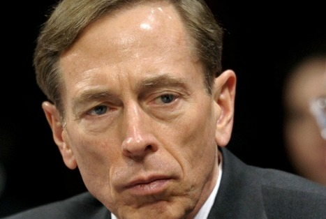 David Petraeus: From military rock star to possible prosecution (+video) | AUSTERITY & OPPRESSION SUPPORTERS  VS THE PROGRESSION Of The REST OF US | Scoop.it